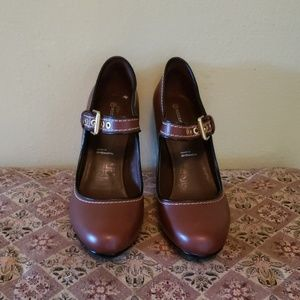 NWOT Rockport Mary Janes